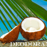 Kokosolie deodorant