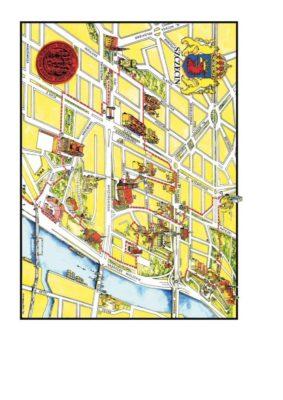 Kort Over Stettin Hverdagens Almindeligheder