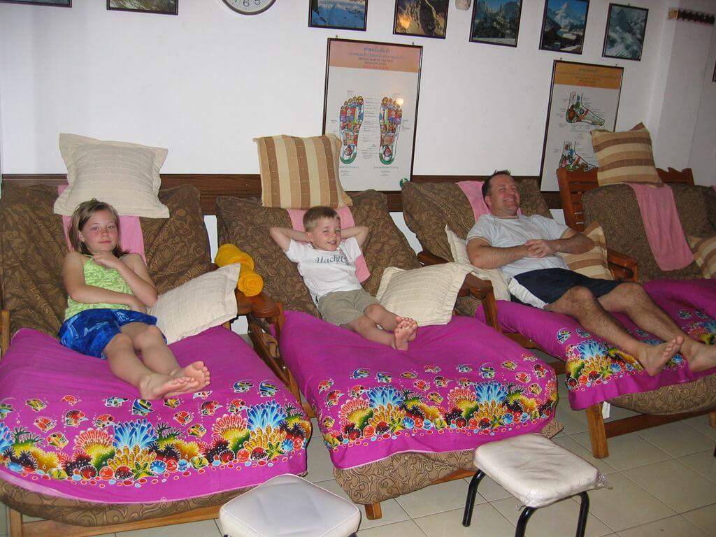 thai massage djursland hvordan laver man pigebørn