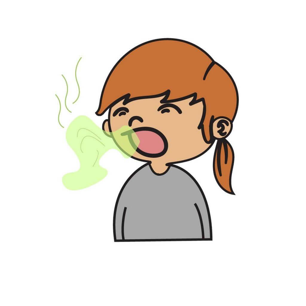hjælp til dårlig ånde